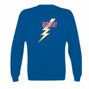 Bluza dziecięca Boom