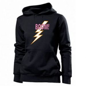 Women's hoodies Boom