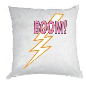 Poduszka Boom