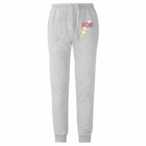 Spodnie lekkie męskie Boom
