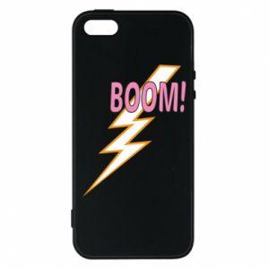 Etui na iPhone 5/5S/SE Boom
