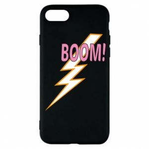 Phone case for iPhone 7 Boom