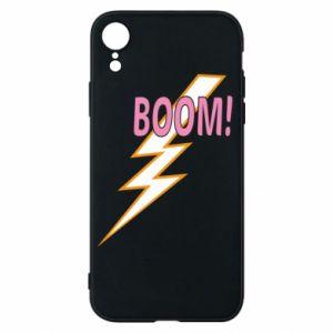 Etui na iPhone XR Boom