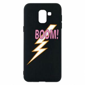 Etui na Samsung J6 Boom