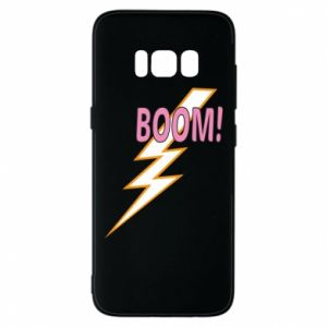Phone case for Samsung S8 Boom