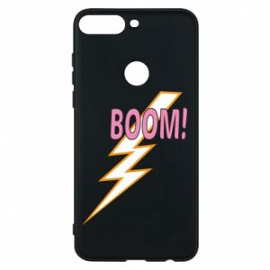 Phone case for Huawei Y7 Prime 2018 Boom