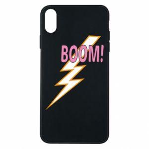 Etui na iPhone Xs Max Boom