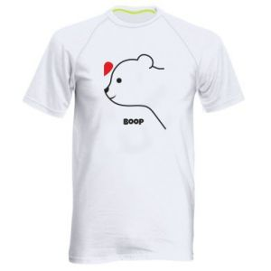 Men's sports t-shirt Boop for him