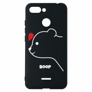 Phone case for Xiaomi Redmi 6 Boop for him
