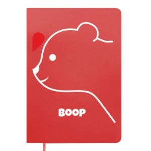Notepad Boop for him