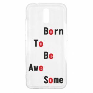 Etui na Nokia 2.3 Born to be awe some