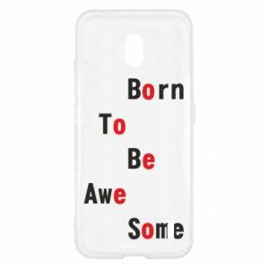 Etui na Nokia 2.2 Born to be awe some