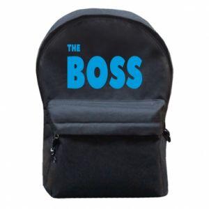 Plecak z przednią kieszenią Boss - PrintSalon