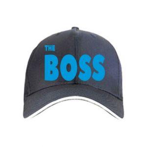 Czapka Boss - PrintSalon