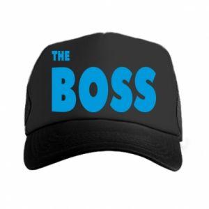 Czapka trucker Boss - PrintSalon