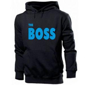 Męska bluza z kapturem Boss - PrintSalon