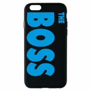 Etui na iPhone 6/6S Boss - PrintSalon