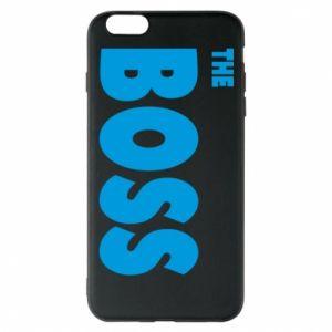 Etui na iPhone 6 Plus/6S Plus Boss - PrintSalon