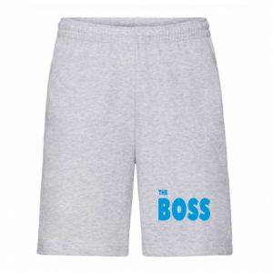 Męskie szorty Boss - PrintSalon