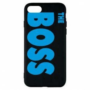 Etui na iPhone 7 Boss - PrintSalon