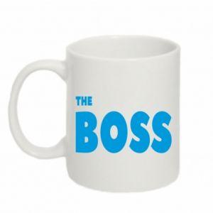 Kubek 330ml Boss - PrintSalon