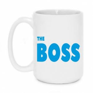 Kubek 450ml Boss - PrintSalon