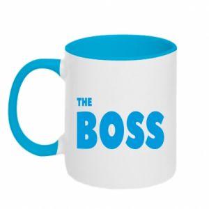 Kubek dwukolorowy Boss