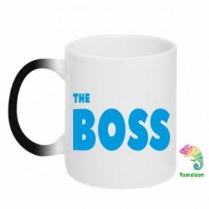 Kubek-kameleon Boss
