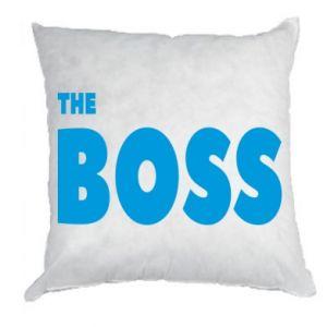 Poduszka Boss - PrintSalon