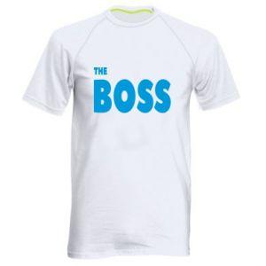 Męska koszulka sportowa Boss - PrintSalon