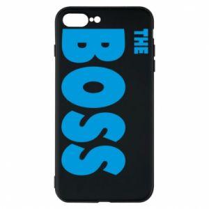 Etui na iPhone 7 Plus Boss - PrintSalon