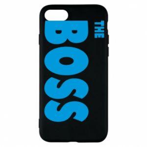 Etui na iPhone 8 Boss - PrintSalon