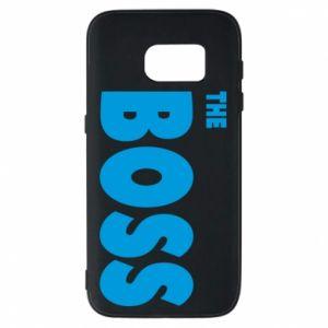 Etui na Samsung S7 Boss - PrintSalon