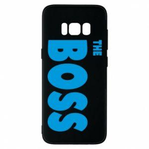 Etui na Samsung S8 Boss - PrintSalon