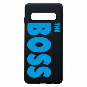 Etui na Samsung S10 Boss - PrintSalon