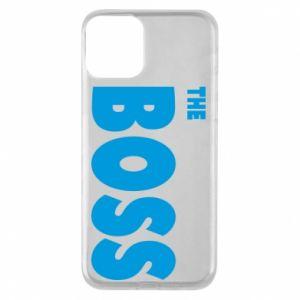 Etui na iPhone 11 Boss - PrintSalon