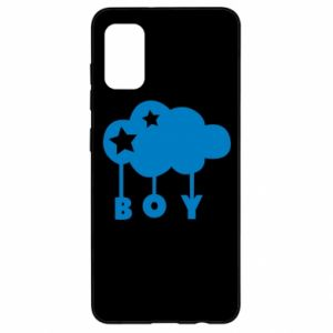 Samsung A41 Case Boy