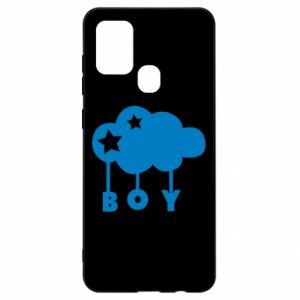 Samsung A21s Case Boy