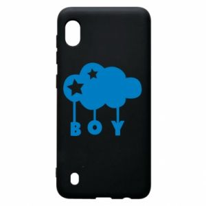 Samsung A10 Case Boy