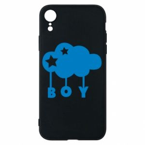 iPhone XR Case Boy