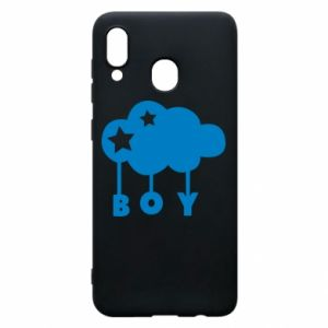 Samsung A20 Case Boy