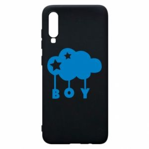 Samsung A70 Case Boy