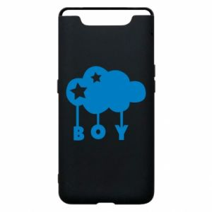 Samsung A80 Case Boy