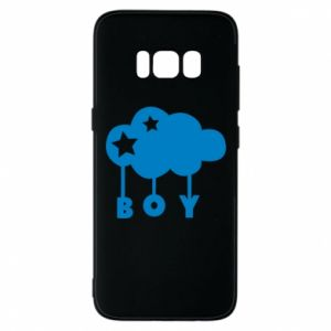 Samsung S8 Case Boy