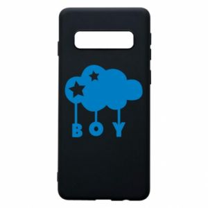 Samsung S10 Case Boy