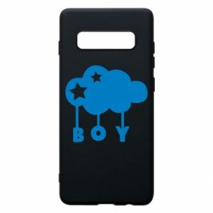 Samsung S10+ Case Boy