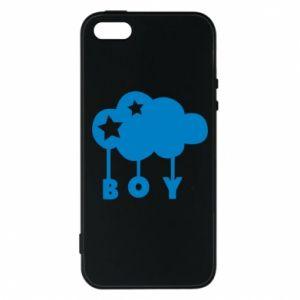 Etui na iPhone 5/5S/SE Boy