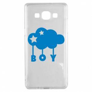 Etui na Samsung A5 2015 Boy