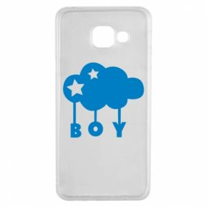 Samsung A3 2016 Case Boy