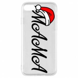 Etui na iPhone 8 Boże Narodzenie. Mama